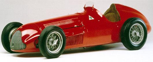Alfetta 159 - Campione del Mondo di Formula 1 nel 1951 - www.mitoalfaromeo.com -
