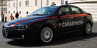 Alfa 159 Carabinieri - www.mitoalfaromeo.com -