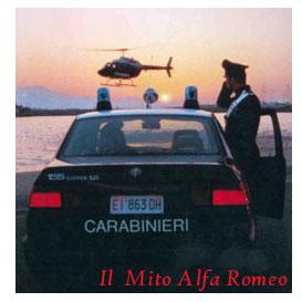 Alfa 155 Carabinieri - www.mitoalfaromeo.com