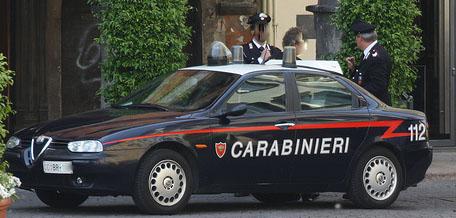 Alfa 156 Carabinieri 2.0 Twin Spark - www.mitoalfaromeo.com -