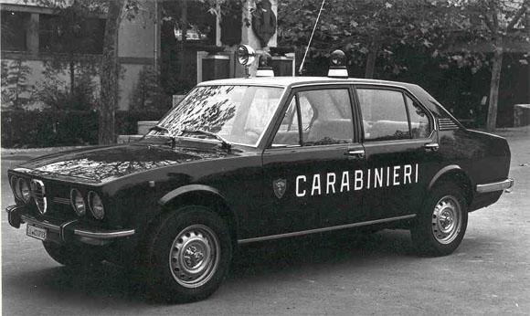 AlfaRomeo Alfetta 1.8 Carabinieri - www.mitoalfaromeo.com -