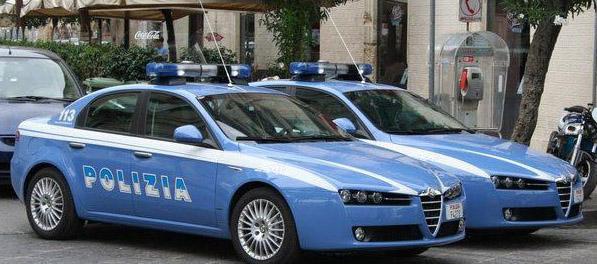 AlfaRomeo 159 Polizia di Stato - www.mitoalfaromeo.com -