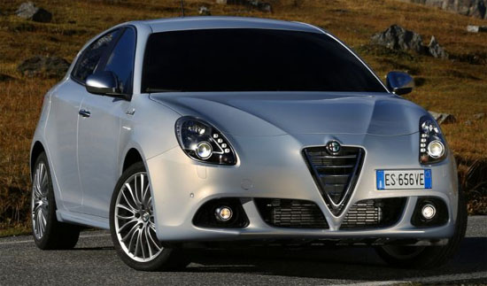 Alfa Giulietta 2014 - www.mitoalfaromeo.com