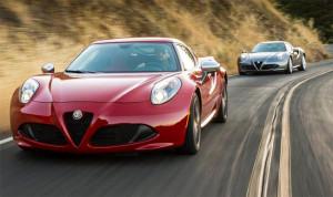 Alfa Romeo 4C USA - www.mitoalfaromeo.com