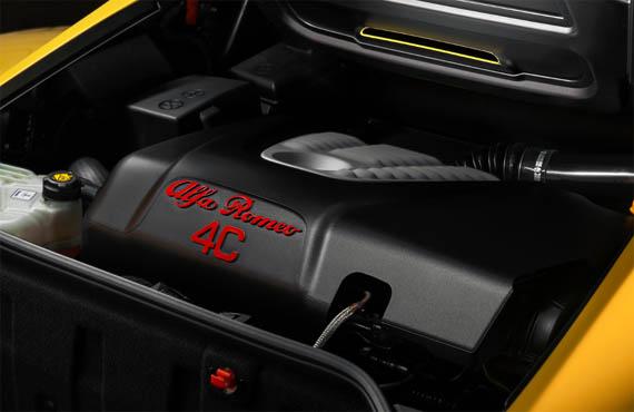 Alfa Romeo 4C Spider MY 2015 - USA - www.mitoalfaromeo.com -