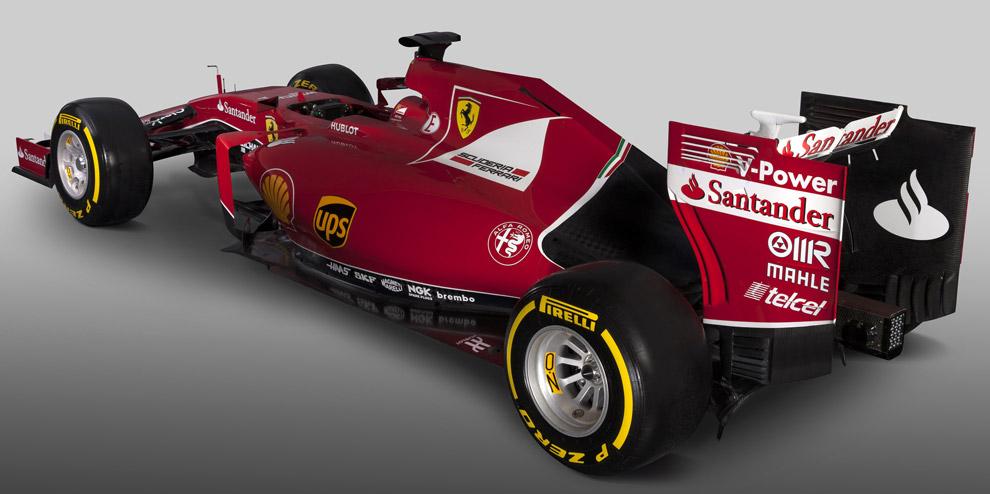 Brand Alfa Romeo Ferrari SF15t - F1 2015 - www.mitoalfaromeo.com -
