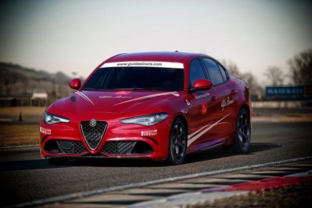 Alfa Romeo: al via le iscrizioni per il Corso di Guida Evoluta 2016