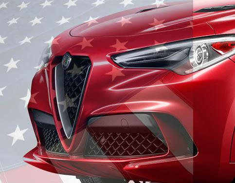 Mercato auto USA a dicembre +3,1%, Alfa Romeo ha venduto 52 vetture, al via con le vendite della Giulia negli States con 29 unità, aspettando la Stelvio