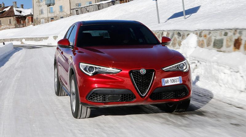 Alfa Romeo Stelvio è arrivata : porte aperte nelle concessionarie italiane 25 e 26 febbraio 2017
