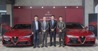 Boom Alfa Romeo in Cina: vendute online ben 350 unità di Giulia in 33 secondi