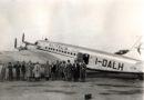 5 maggio 1947: primo volo Alitalia con Fiat G12 motorizzato Alfa Romeo