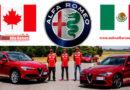 Le vendite Alfa Romeo in Canada e Messico ad ottobre 2017 segnano segnale positivo rispetto ai mesi precedenti