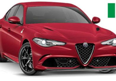 Mercato auto Italia a novembre 2017 segna + 6,79%, Alfa Romeo con 4008 vetture è cresciuta al + 21,49%