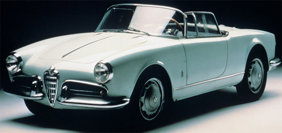 Alfa Giulietta Spider - www.mitoalfaromeo.it
