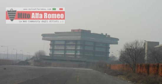 Alfa Romeo Arese 2012 - www.mitoalfaromeo.com