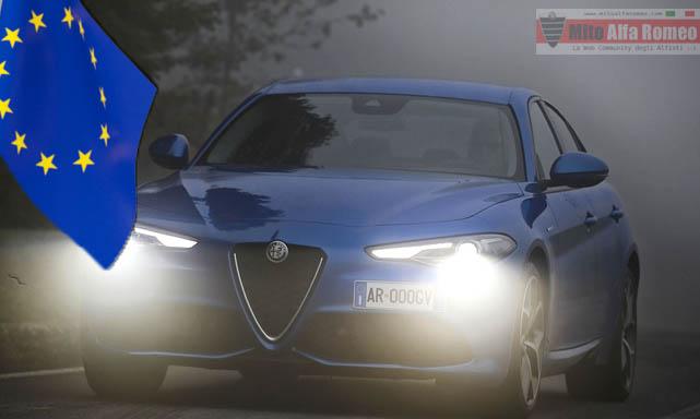 Mercato auto in UE+EFTA+UK a gennaio 2020 segna – 7,4%, FCA – 6,4% e Alfa Romeo registra flessione a – 30,5%