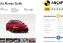 Trionfo Alfa Romeo in ambito sicurezza in Australia per Giulia e Stelvio