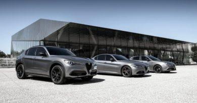 Alfa Romeo: sono arrivate le versioni B-Tech per Giulia, Stelvio e Giulietta