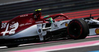 Gran Premio di Francia, l'Alfa Romeo con Raikonnen termina al settimo posto e acquisisce sei punti
