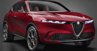 Alfa Romeo Tonale eletta in Gran Bretagna novità dell'anno 2021 al Car of the Year Awards