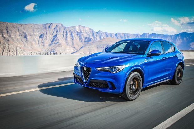 La Alfa Romeo Stelvio Quadrifoglio è Sportscar of the Year