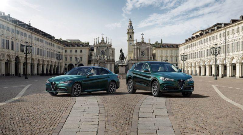 Il 2020 si apre in concessionaria con le nuove Alfa Romeo Giulia e Stelvio