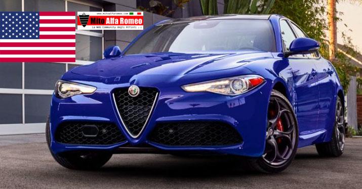 Mercato auto USA nel primo trimestre 2020: Alfa Romeo ha segnato  -14% mentre il Gruppo FCA ha segnato – 10%