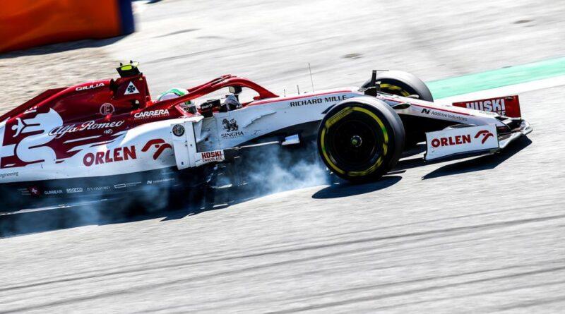 Al Gran Premio di Formula 1 FIA dell'Austria 2020 del 5 luglio 2020, l'Alfa Romeo con Giovinazzi si classifica al nono posto e acquisisce due punti