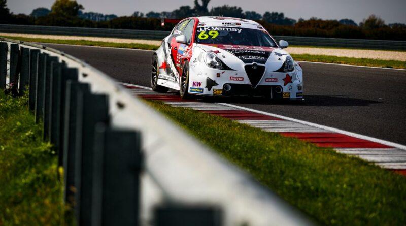 Race Slovakia WTCR 2020: nelle tre gare ottimi risultati per l'Alfa Romeo Giulietta Veloce TCR