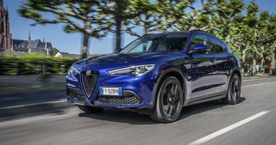 Il Design di Alfa Romeo Stelvio premiato dalla testata giornalistica tedesca Auto Motor und Sport