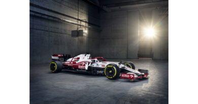 Alfa Romeo Racing ORLEN presenta la nuova monoposto di Formula 1: è la C41