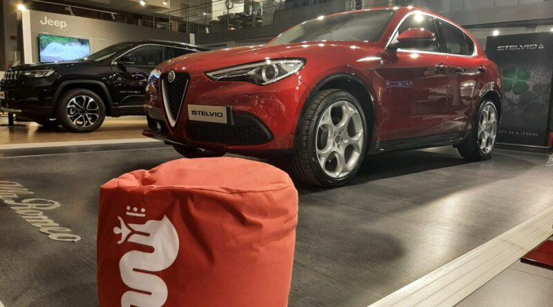 Al via gli ordini dell'Alfa Stelvio 6C Villa d'Este: la più alta espressione dell'eleganza Alfa Romeo prodotta in soli 85 esemplari. Presentata in anteprima in Capitanata presso la Concessionaria Alfa Romeo EuroVector di Foggia il 24 settembre 2021