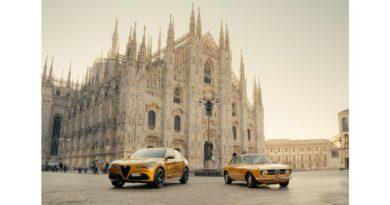 Alfa Romeo Stelvio GT Junior: l'interpretazione italiana del piacere di vivere